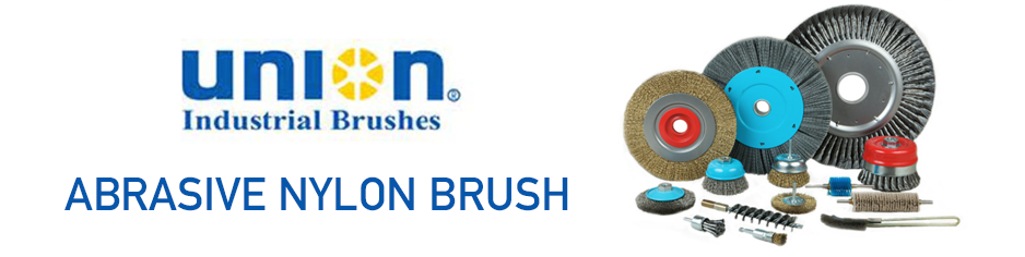 Abrasive Nylon Brush