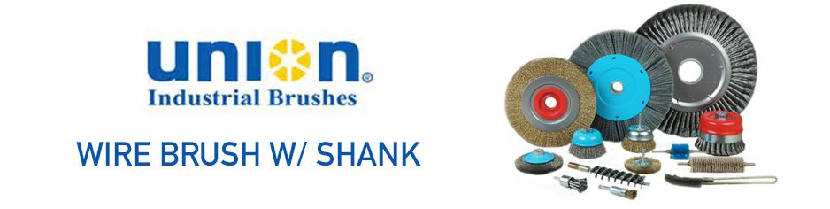 Wire Brush w/ Shank